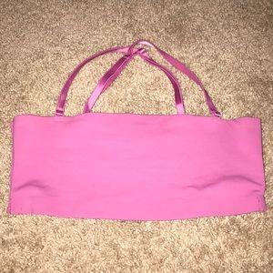 Pink Victoria's Secret Bra Size Medium